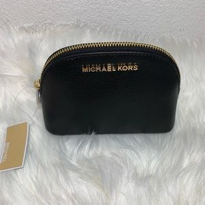 New Michael Kors Md Jet Set Travel Pouch